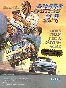 <i>Chase H.Q.</i> 1987 video game