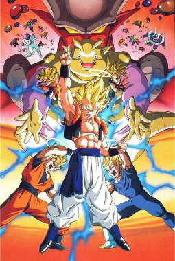 Dragon Ball Z: Fusion Reborn - Wikipedia