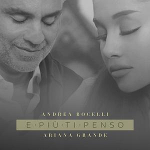 Andrea Bocelli and Ariana Grande — E Più Ti Penso (studio acapella)