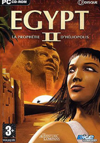 <i>Egypt II: The Heliopolis Prophecy</i> 2000 video game