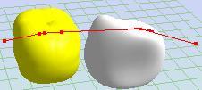 Euclidean shortest path