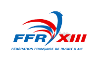French Rugby League Federation logo