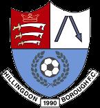 Hillingdon Borough F.C. Association football club in England