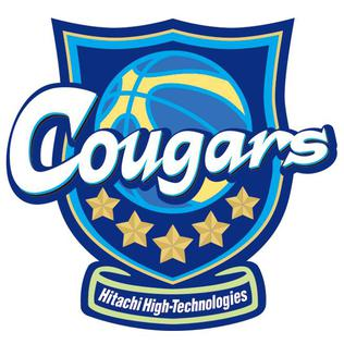 Hitachi High-Technologies Cougars Japanese womens basketball team