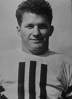 Johnny Baker (guard) American football player and coach