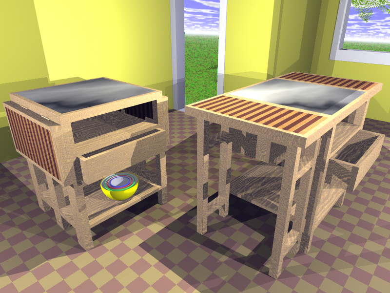 Remarkable File:Kitchen island table. 800 x 600 · 332 kB · jpeg