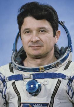 Cosmonaut Leonid Kizim Source: Wikipedia Leonid_Denisovich_Kizim.jpg