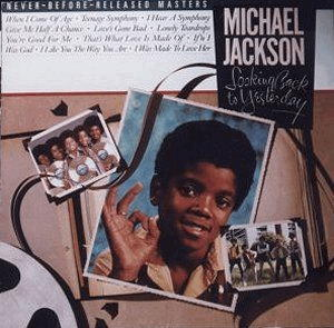 <i>Looking Back to Yesterday</i> 1986 compilation album by Michael Jackson