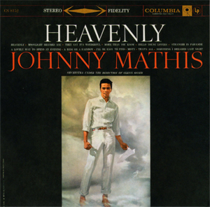 <i>Heavenly</i> (Johnny Mathis album) 1959 studio album by Johnny Mathis
