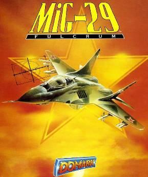 Basic Training Photos >> MiG-29 Fulcrum (1990 video game) - Wikipedia
