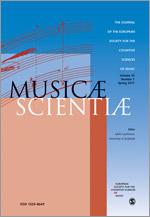 <i>Musicae Scientiae</i> (journal) Academic journal