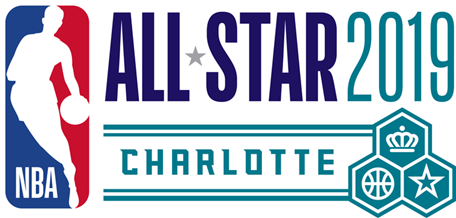 NBA All Star 2019 logo