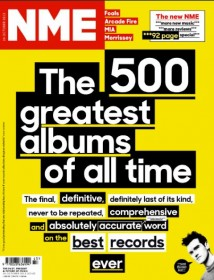 NME's The 500 Greatest Albums of All Time - Wikipedia