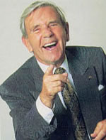 Norman Wisdom Laughing