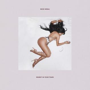 Regret in Your Tears single by Nicki Minaj (2017)