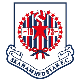 Seaham Red Star F.C. Association football club in England