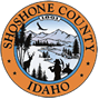 Official seal of Shoshone County