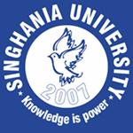 Singhania University Logo.png