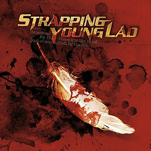 <i>Strapping Young Lad</i> (album) 2003 studio album by Strapping Young Lad