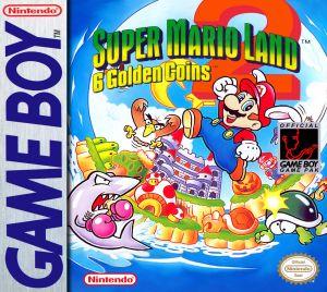 Super Mario Land 2 6 Golden Coins Wikipedia