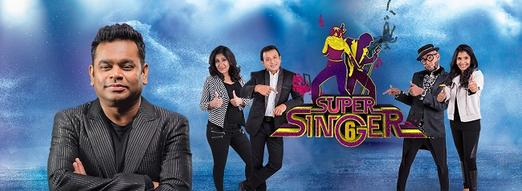Super Singer 6 - Wikipedia