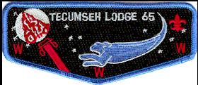 Tecumseh 65 Lodge – OA