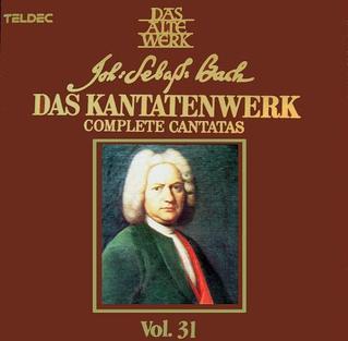 Bach cantatas (Teldec)