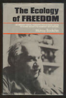 <i>The Ecology of Freedom</i> 1982 book by Murray Bookchin