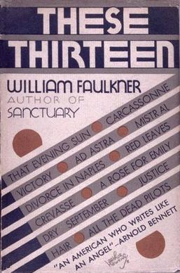 an analysis of the short story dry september by william faulkner Free summary and analysis of the events in william faulkner's dry september that won't make you snore we promise.