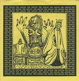 <i>Tidal Wave</i> (The Apples EP) 1993 EP by The Apples