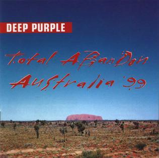 <i>Total Abandon: Australia 99</i>