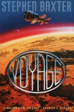 <i>Voyage</i> (novel) novel by Stephen Baxter