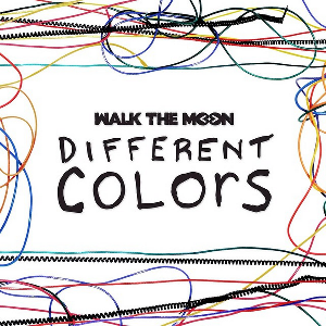 Different Colors 2015 single by Walk the Moon