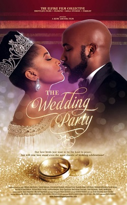 The Wedding Party 2016 Film Wikipedia