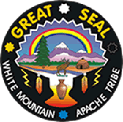 148px Seal of the White Mountain Apache tribe