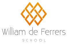 William de Ferrers School Academy in South Woodham Ferrers, Essex, England