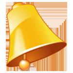 The Windows Live Alerts logo.