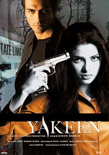 Yakeen (2005) SL YT - Arjun Rampal, Priyanka Chopra, Kim Sharma, Sudhanshu Pandey and Saurabh Shukla