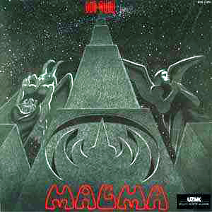 <i>Üdü Ẁüdü</i> 1976 studio album by Magma