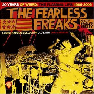 <i>20 Years of Weird: Flaming Lips 1986–2006</i> 2006 compilation album by The Flaming Lips