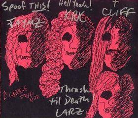 <i>A Garage Dayz Nite</i> 2001 EP by Beatallica
