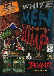 <i>White Men Cant Jump</i> (video game) 1995 video game loosely based on the 1992 American sports comedy film
