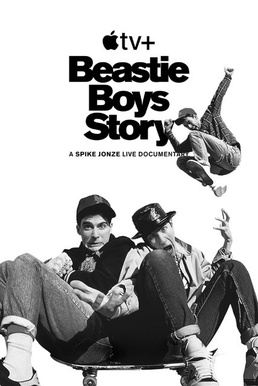 movies cancelled coronavirus. Beastie Boys Story poster.