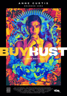 <i>BuyBust</i> 2018 film directed by Erik Matti