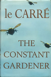 the constant gardener themes