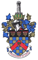 Coseley coat of arms
