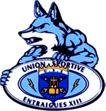 US Entraigues XIII French semi-professional rugby league club