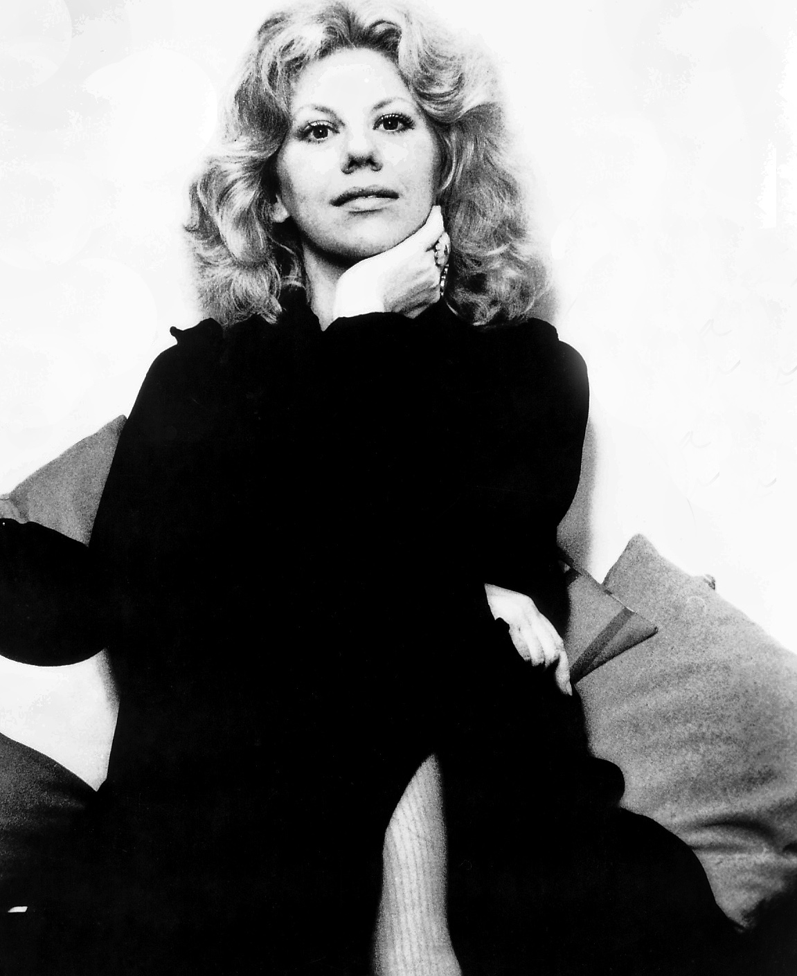 Portrait of Erica Jong