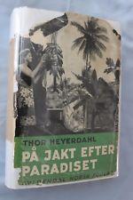 <i>Fatu Hiva</i> (book) book by Thor Heyerdahl