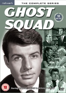 Ghost Squad Book